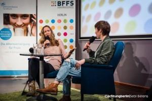 Anja Karmanski - Interview Kerstin Polte 2