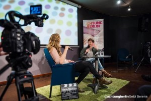 Anja Karmanski - Interview Kerstin Polte