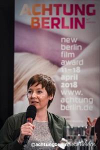 Anja Karmanski - Interview Polte - Achtung Berlin